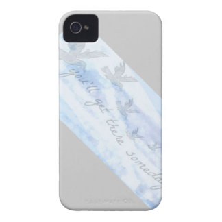 You'll get there someday IPhone 4 Case