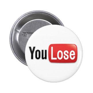 youlose 6 cm round badge