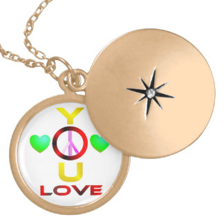 YouLove Gold Plated Necklace
