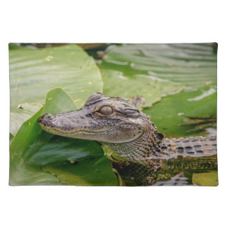 Young Alligator Placemat