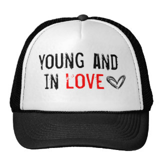 young and in love cap