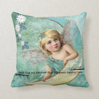 Young Angel Pillow