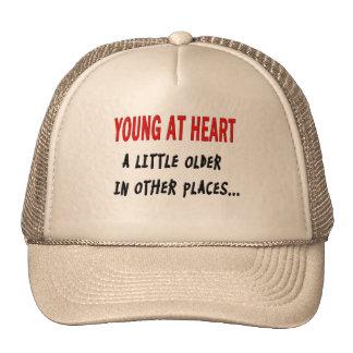 Young at Heart Cap