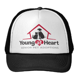 Young at Heart logo Cap