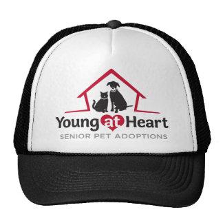 Young at Heart logo Hats
