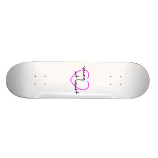 Young at heart skateboard