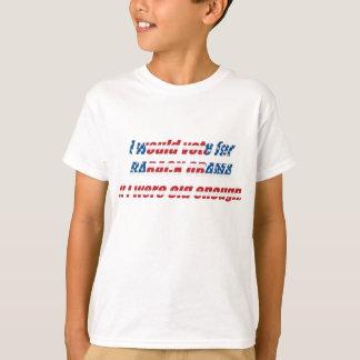 Young Barack Obama Supporter T-Shirt