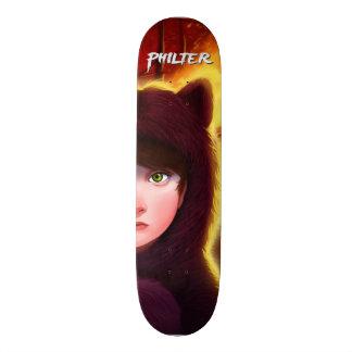 """Young Blossom 1"" - Skate deck"