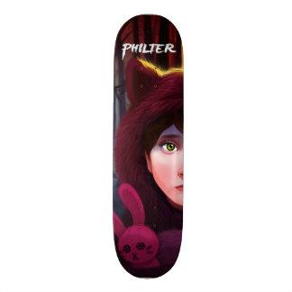 """Young Blossom 2"" - Skate deck"