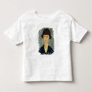 Young Brunette, 1917 (oil on canvas) Toddler T-Shirt