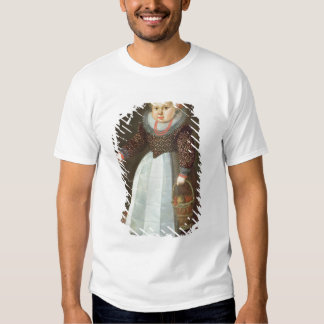Young Child with a Dog Tee Shirt