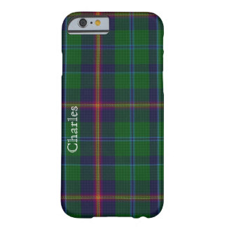Young Clan Classic Tartan Plaid iPhone 6 Case