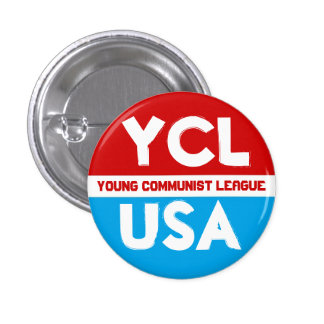 Young Communist League (YCLUSA) Pin
