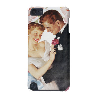 Young couple in formal wear iPod touch (5th generation) cases