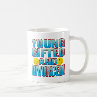 Young Divorced Life B Coffee Mug