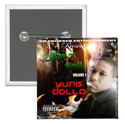 YOUNG DOLLAR Button