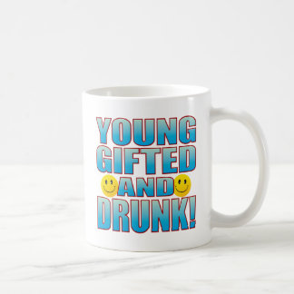 Young Drunk Life B Coffee Mug