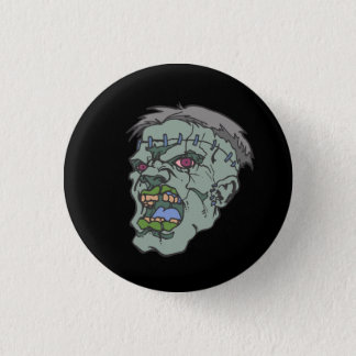 Young Frankenstein Graphic Pinback Button