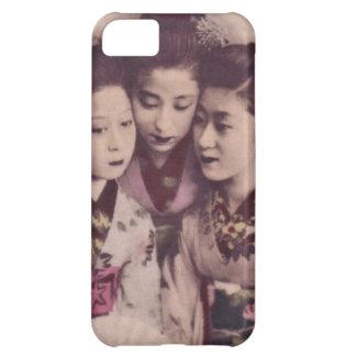 Young Geisha girls iPhone 5C Case