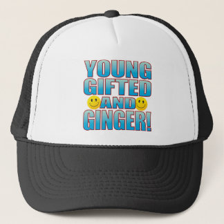 Young Ginger Life B Trucker Hat