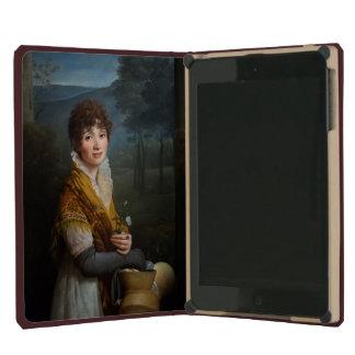 Young Girl DODOcase iPadMini CaseCover iPad Mini Retina Cases