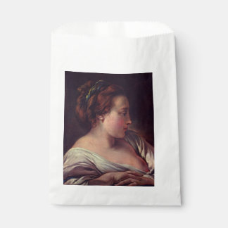 Young Girl Jeune fille by Francois Boucher Favour Bags