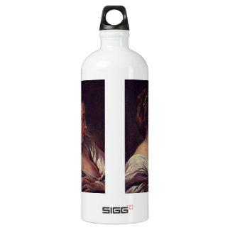 Young Girl Jeune fille by Francois Boucher SIGG Traveller 1.0L Water Bottle