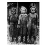 Young Girl Oyster Shuckers, early 1900s