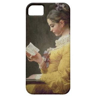 Young Girl Reading, c.1776 Barely There iPhone 5 Case