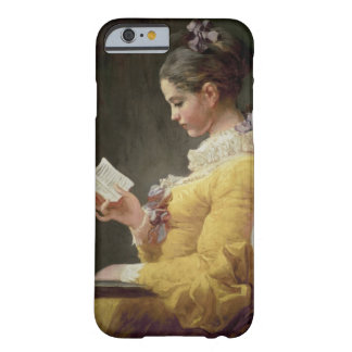 Young Girl Reading, c.1776 Barely There iPhone 6 Case