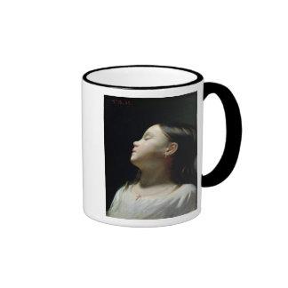 Young Girl Sleeping, 1852 Mugs