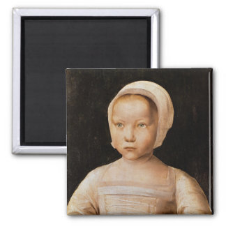Young Girl with a Dead Bird, c.1500-25 Magnet