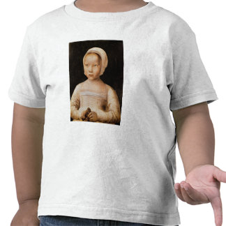 Young Girl with a Dead Bird c 1500-25 T-shirts