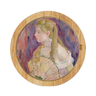Young Girl with a Fan, 1893