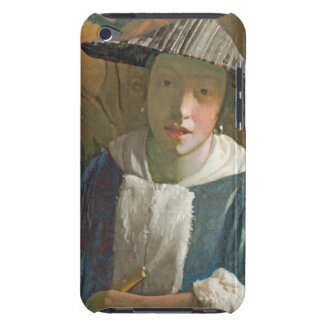 Young Girl with a Flute, c.1665-70 iPod Touch Cover