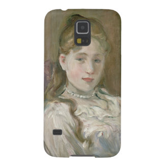 Young Girl with Cat, 1892 Galaxy S5 Case