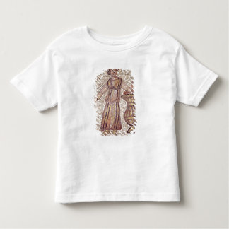 Young girl with flowers toddler T-Shirt