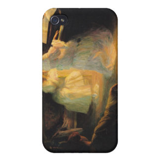 Young Girls at a Piano, 1906 iPhone 4/4S Cases