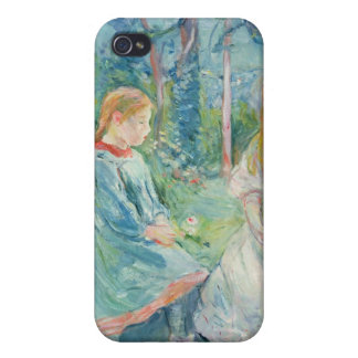 Young Girls at the Window, 1892 iPhone 4/4S Case