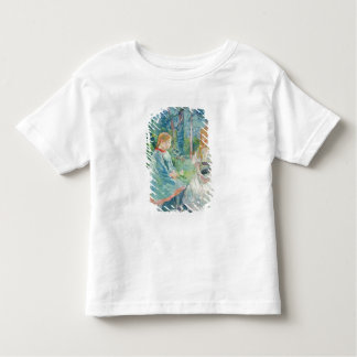 Young Girls at the Window, 1892 Toddler T-Shirt
