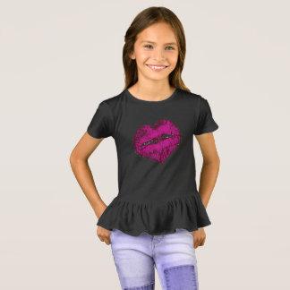 Young Girls Ruffle shirt