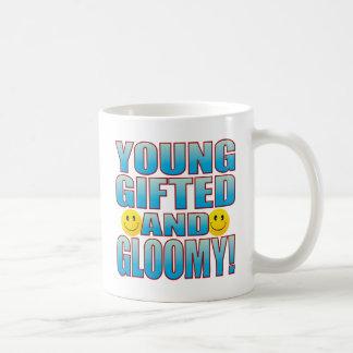 Young Gloomy Life B Coffee Mug