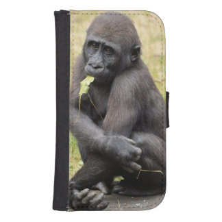 young Gorilla Phone Wallet