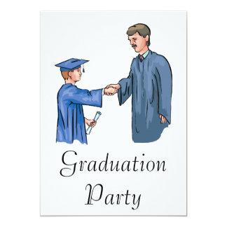 Young Graduate 13 Cm X 18 Cm Invitation Card