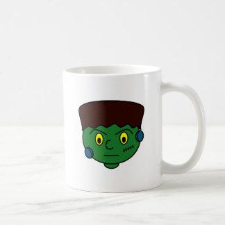 Young Green Frankenstein Mugs