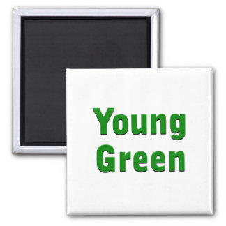 Young Green Magnets