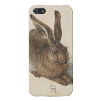 Young Hare by Albrecht Durer iPhone 5/5S Cases