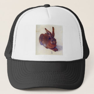 Young Hare by Albrecht Durer, Renaissance Fine Art Trucker Hat