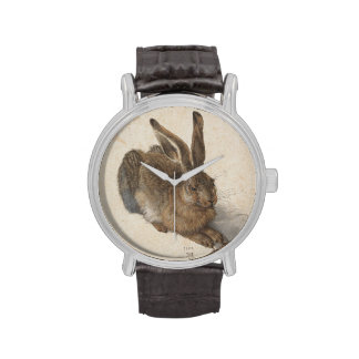 Young Hare by Albrecht Durer Watches
