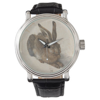 Young Hare by Albrecht Durer Watch